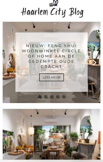Circle of Home Therese Uyterlinde Feng Shui